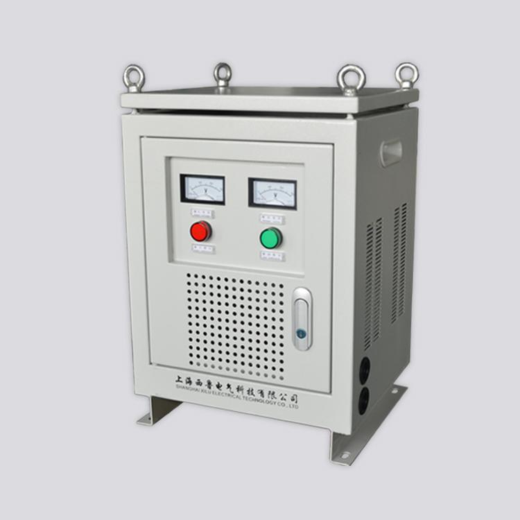 380v变220v三相干式变压器50KVA