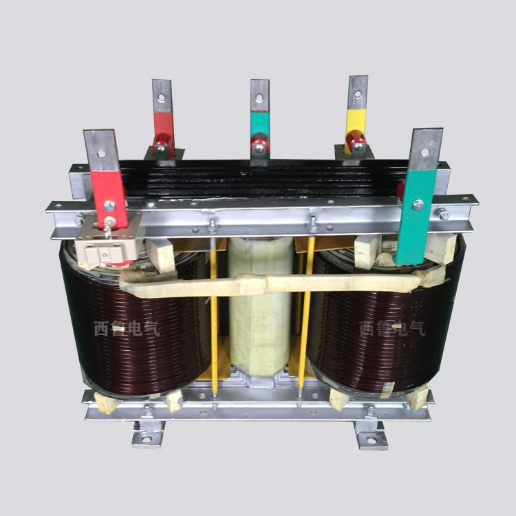 100KVA三相变单相变压器