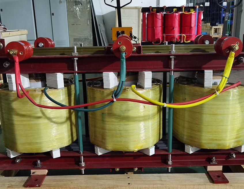 预充磁干式变压器6KV